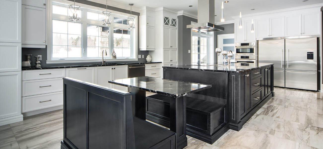Fabrication et rénovation d\'armoire de cuisines et salles de bain à ...